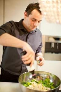 Alex Facchin, Pizzeria FIAT