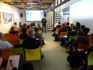 Filip Bobinski, Panel: Filmové vzdělávání profesionálů, 16. DEF