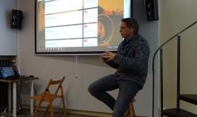 Martin Vandas, Panel: Filmové vzdělávání profesionálů, 16. DEF